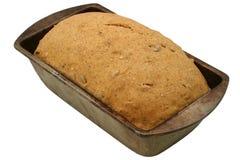 поднимать хлеба близкий сердечный вверх Стоковые Фотографии RF