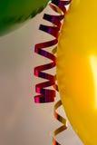 Поднимающее вверх воздушного шара близкое Стоковая Фотография RF