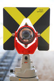 Поднимающее вверх измеряющего прибора близкое Стоковая Фотография