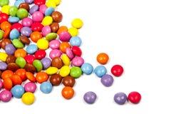 Поднимающее вверх конфеты более близкое Стоковые Изображения