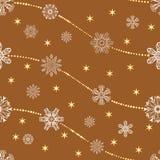 поднимающее вверх подарков конца рождества предпосылки глянцеватое Стоковые Изображения