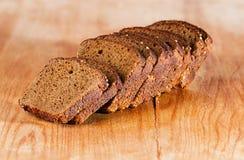 поднимающее вверх хлеба близкое стоковое изображение rf