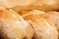 поднимающее вверх хлеба близкое Стоковые Фото