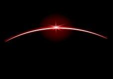 поднимая звезда Стоковые Изображения RF