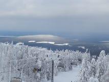 поднимите лыжу Стоковая Фотография RF