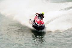 Полностью гонка Стоковая Фотография RF