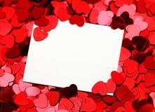 полностью иллюстрация сердец архива элементов дня цвета cmyk editable наслоила Валентайн печати готовое s режима отдельно Стоковые Изображения RF