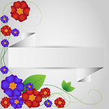 полностью красивейший цветок bouganvilla свои бумажные тернии Стоковые Изображения