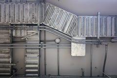 Поднос кабеля Стоковая Фотография RF