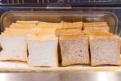 Поднос хлеба Стоковые Фото