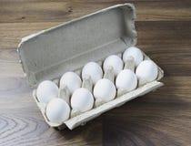 Поднос яичек Стоковое Фото