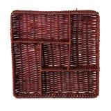 Поднос Weave Стоковое фото RF
