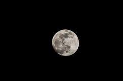 Полнолуние 2014 стоковое фото rf