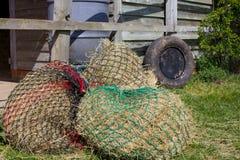 3 полных haynets Стоковое Изображение