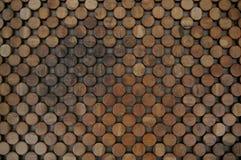 Поднятая картина круга Стоковое Фото