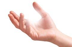 Поднятый выражать руки стоковое фото rf