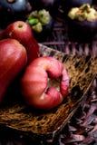 Подняло тайское яблоко Стоковое Фото
