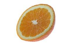 Половина апельсина Стоковая Фотография