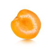 Половины абрикоса на Стоковые Фотографии RF
