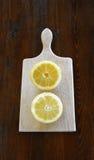 Половины лимона Стоковые Фотографии RF