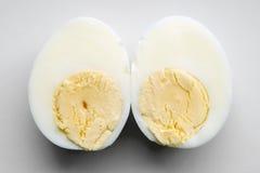 2 половины яичка Стоковые Фото