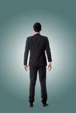 положение бизнесмена Стоковые Изображения RF