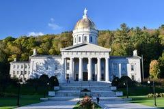 положение Вермонт дома Стоковое Фото
