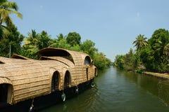 Положение Кералы в Индии стоковое изображение rf