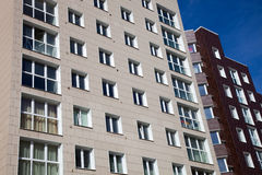 положение Норвегия Осло жилого дома Стоковые Изображения RF