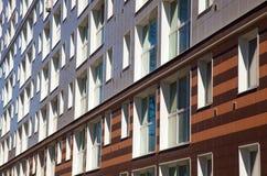 положение Норвегия Осло жилого дома Стоковая Фотография