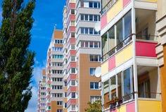 положение Норвегия Осло жилого дома Стоковые Фотографии RF