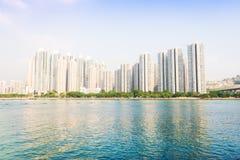 положение Норвегия Осло жилого дома Hong Kong Китай Стоковое Фото