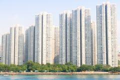 положение Норвегия Осло жилого дома Hong Kong Китай Стоковая Фотография RF