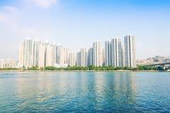 положение Норвегия Осло жилого дома Hong Kong Китай Стоковое Изображение