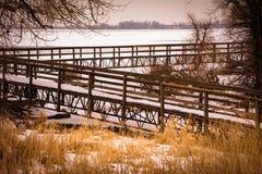 положение парка озера barr Стоковое Изображение