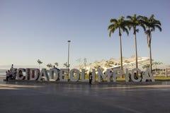 Положение Рио объявляет общественное бедствие над финансами Стоковое Изображение RF