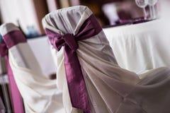 Положение свадьбы Стоковое Изображение