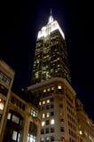 положение США york manhattan империи здания новое Стоковое Фото