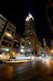 положение США york manhattan империи здания новое Стоковое фото RF