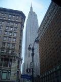 положение США york manhattan империи здания новое Стоковые Изображения