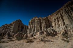 положение утеса парка каньона красное Стоковые Фотографии RF