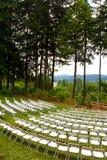 Положение церемонии места свадьбы Стоковые Фотографии RF