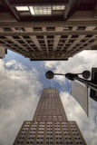 положение york империи здания новое Стоковые Фотографии RF