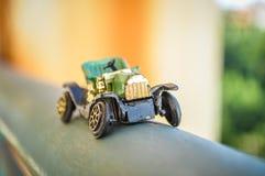 положения автомобиля различные миниатюрные Стоковые Изображения RF