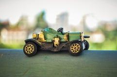 положения автомобиля различные миниатюрные Стоковые Фото
