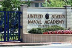 положения annapolis maryland академии военноморские соединили США стоковые фотографии rf