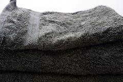 Полотенца ванны Стоковое фото RF