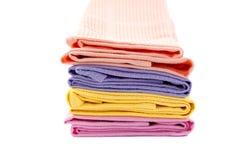4 полотенца кухни Стоковое Фото