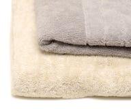2 полотенца Стоковые Изображения RF