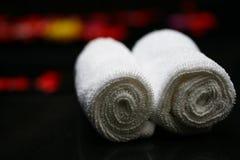 полотенце Стоковые Изображения RF